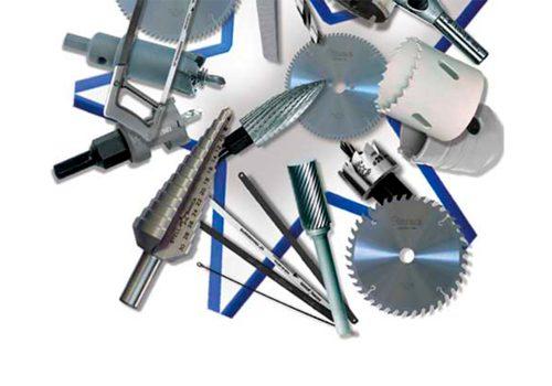 Lavorazione e taglio metalli utensili assortiti